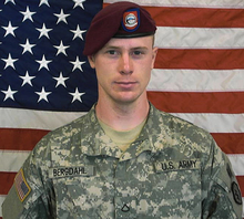 beaudry bergdahl army flag