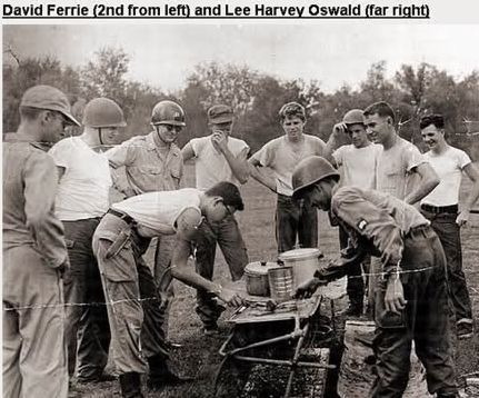 david ferrie lee harvey oswald civil air