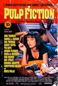 harvey weinstein pulp fiction poster