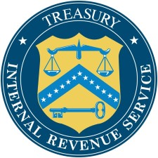 irs seal Custom