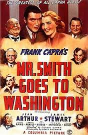 james stewart Mr. Smith Goes Poster