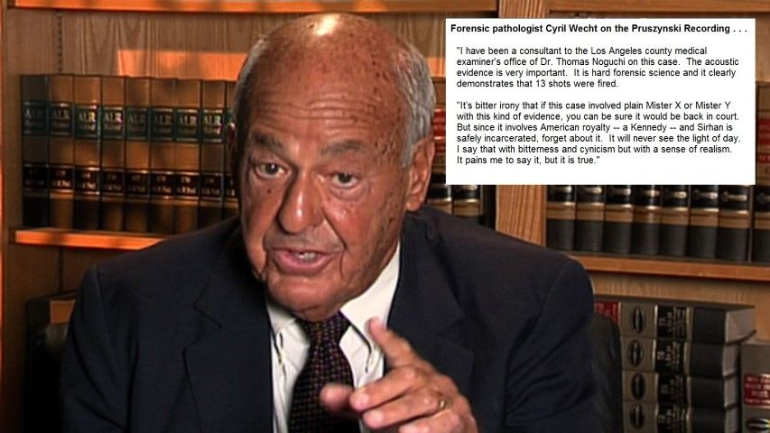 cyril wecht with quote latest small