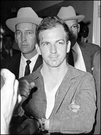lee harvey oswald in dallas custody