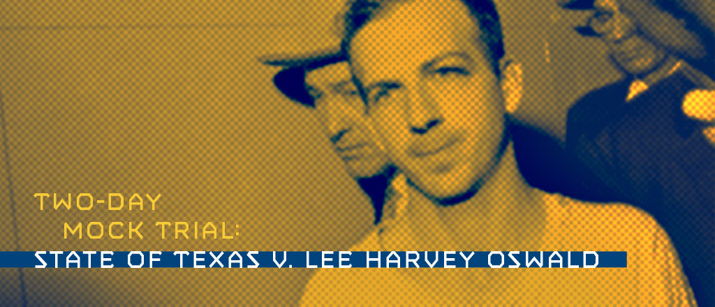 lee harvey oswald mock trial ad stcl version