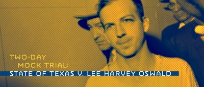 lee harvey oswald mock trial ad stcl version Custom