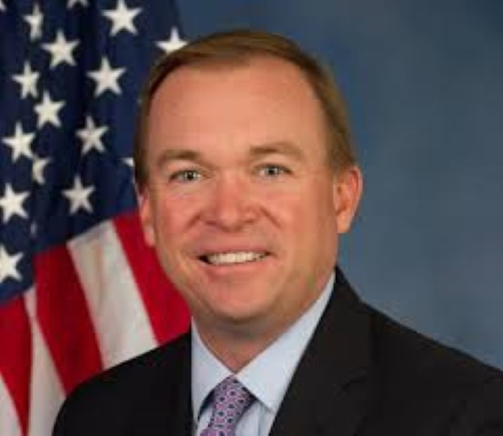 mick mulvaney omb Small