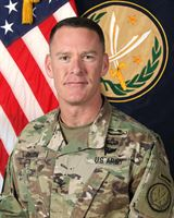 Col. Ryan Dillon, spokesman, Combined Joint Task Force (Central Command) for Inherent Resolve