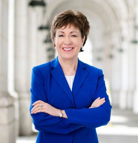 susan collins official Small
