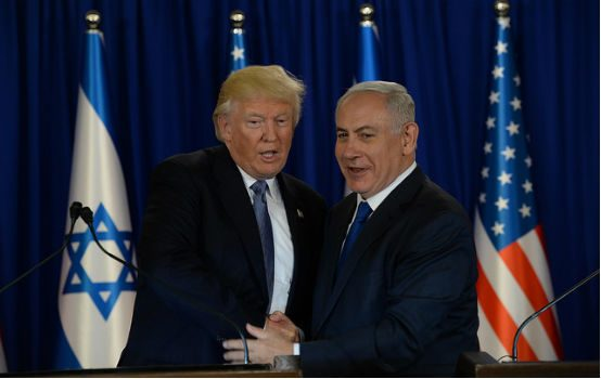 President Trump and Israeli Prime Minister Benjamin Netanyahu (Israeli Ministry of Foreign Affairs file photo)