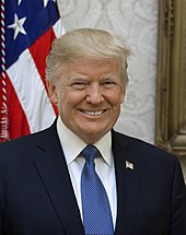 djt official portrait
