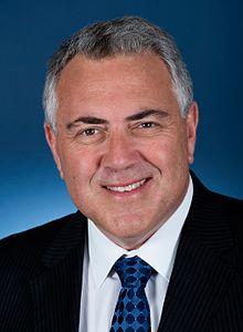 Joe Hockeyey Australian Ambassador to U.S. (2016-)