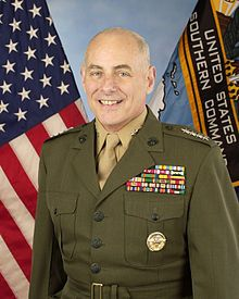 Gen. John F. Kelly Homeland Security