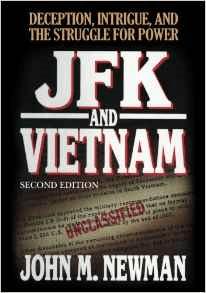 John Newman JFK & Vietnam cover