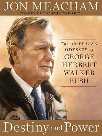 Jon Meacham Bush book cover.