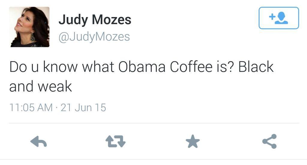 Judy Mozes Twitter