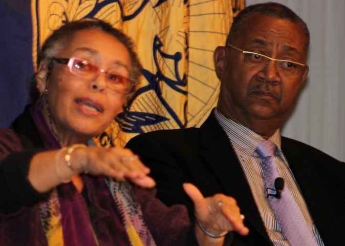Judy Richardson, John W. Franklin NPC MLK Jan. 12, 2016