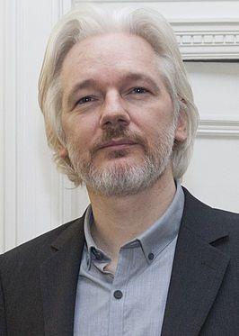 Julian Assange August