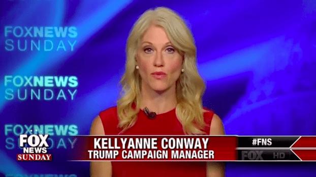 Kellyanne Conway Aug. 28, 2016