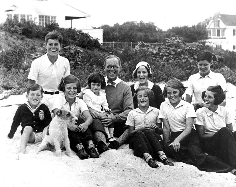 Kennedy Family Hyannisport, MA