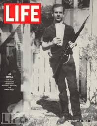 Lee Harvey Oswald Life Magazine Cover Feb. 24, 1964