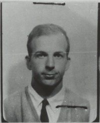 Lee Harvey Oswald Cuba Passport application