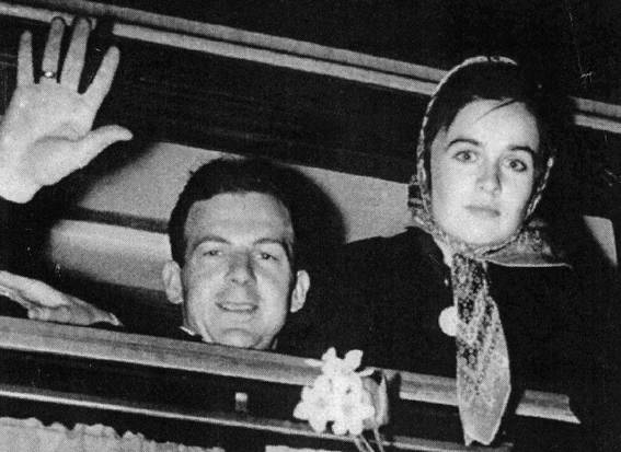 Lee Harvey Oswald and Marina Oswald National Archives