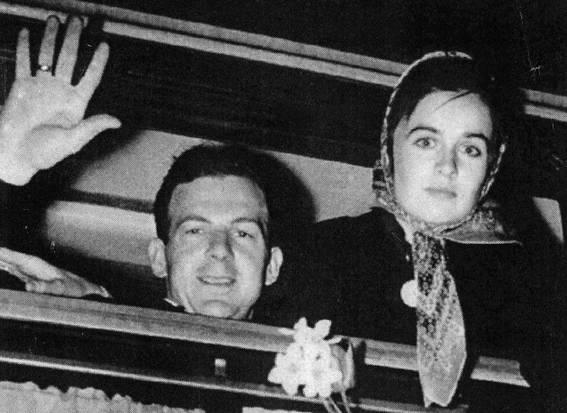 Lee Harvey Oswald and Marina Oswald National Archives