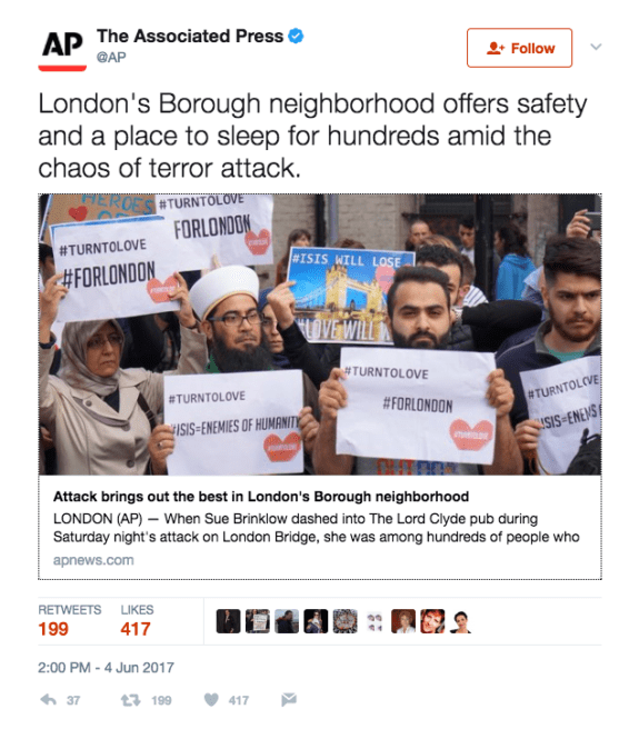 CNN's London Muslim Story June 2017