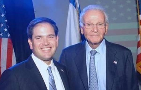 Marco Rubio and Nathan Braman