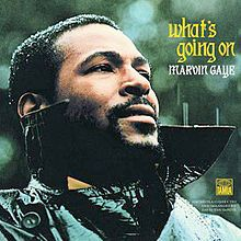 "Marvin Gaye ""What's Going On"" Cover"