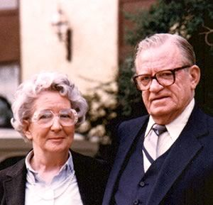 Mary and Buck Ferrell