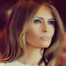 Melania Trump Twitter photo