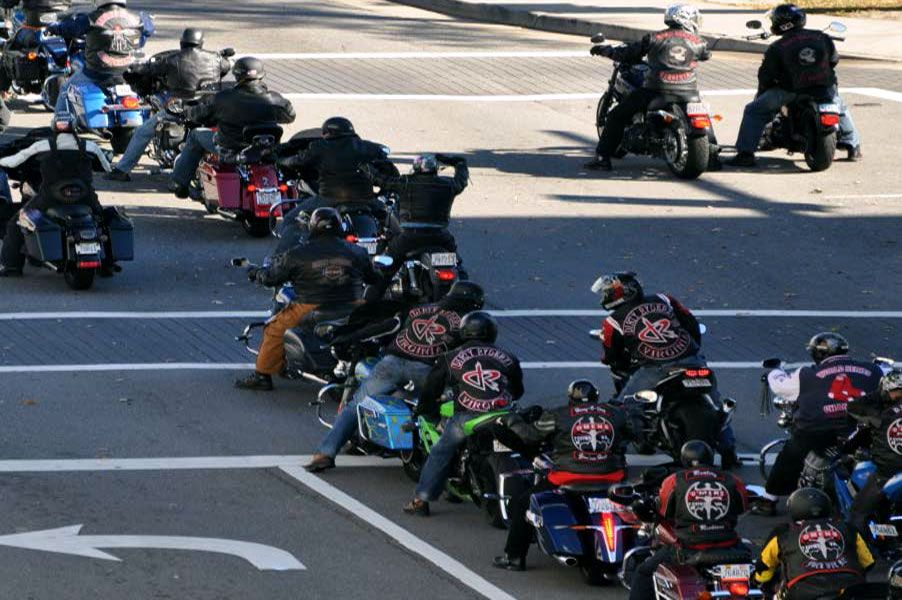 Motorcycle gangs (ATF photo)