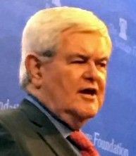 Newt Gingrinch Heritage Foundation Jan. 30, 2017