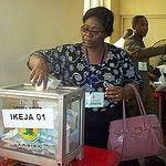 Nigeria voting Flickr Photo Courtesy of Heinrich-Böll-Stiftung