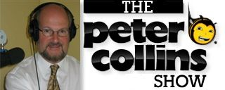 Peter B. Collins radio show logo