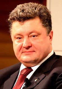 Petro Poroshenko w 2010
