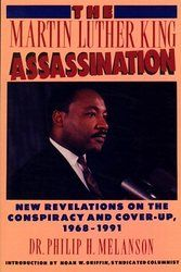 Philip Melanson MLK New Revelations cover
