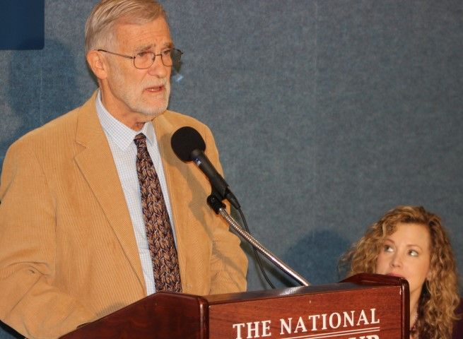 Ray McGovern Jesslyn radack at NPC 10-15-2015