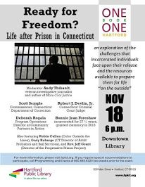 Ready for Freedom? Conference in Hartford Nov. 18, 2015