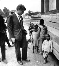 Robert F. Kennedy in Mississippi 1967