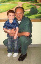 Richard Scrushy and son