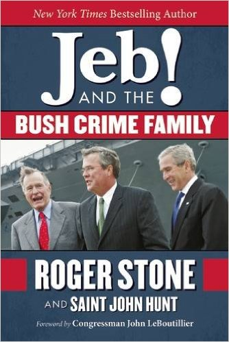 Roger Stone and Jeb Bush Cover