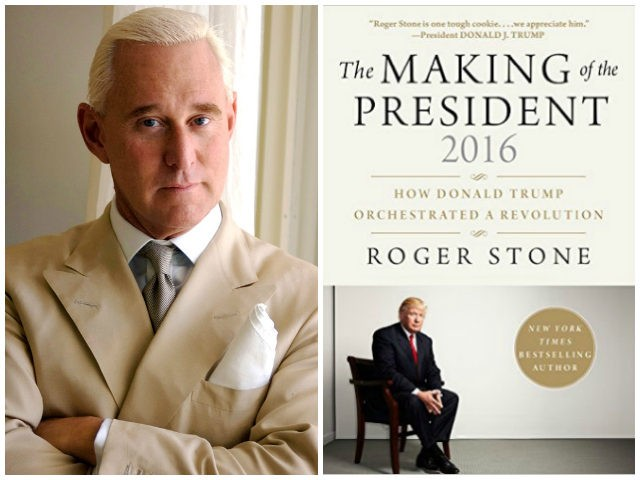 "Roger Stone and ""The Making of a President 2016"""
