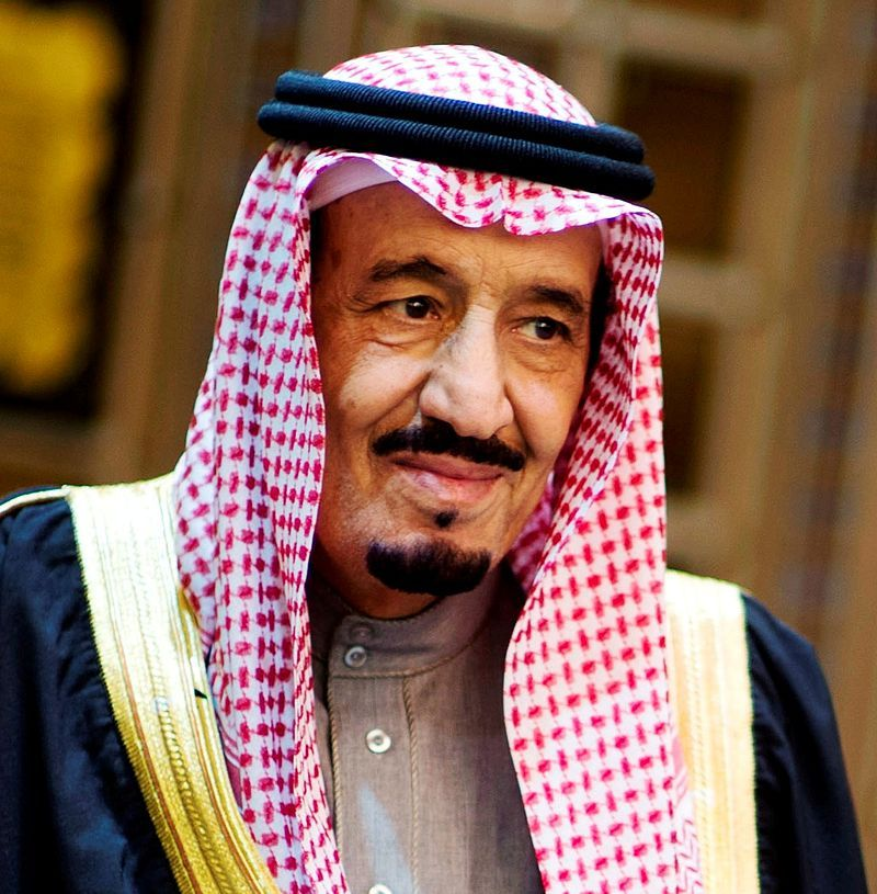 Saudi King Salman bin Abdull Aziz Dec. 9, 2013