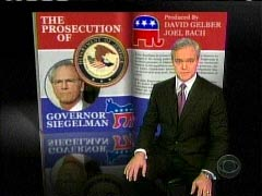 Scott Pelley and Siegelman promo