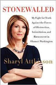 Sharly Atkisson Stonewalled Cover