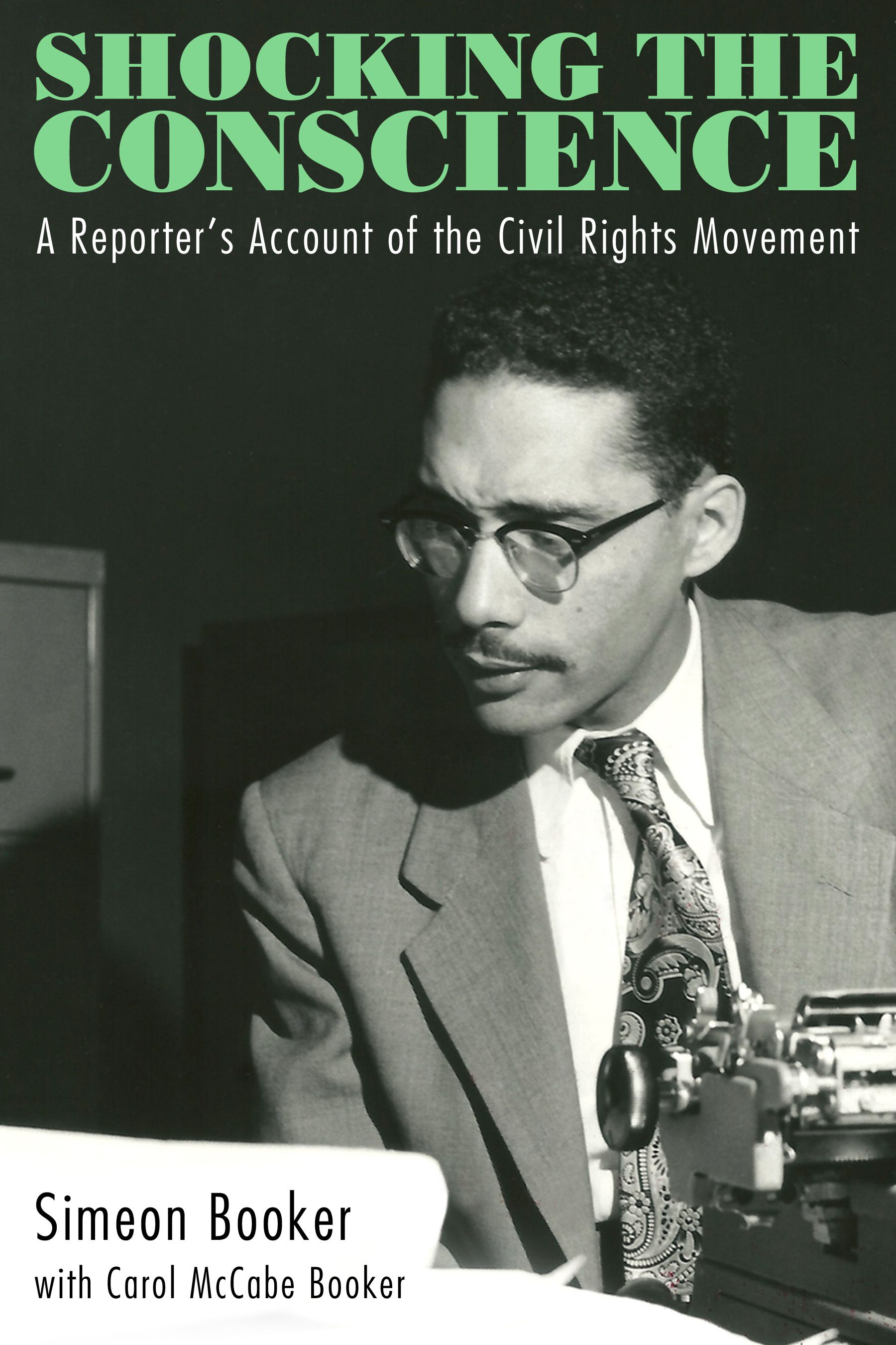 Simeon Booker Book Cover