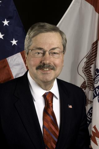 Terry Branstad, Iowa governor