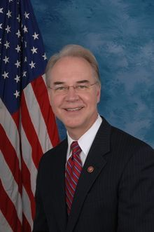 Tom Price Georgia Congressman and HHS Secretary